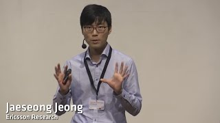 Machine Learning for Real-Time Anomaly Detection in Network Time-Series Data - Jaeseong Jeong