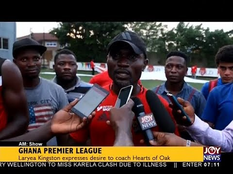 Ghana Premier League - AM Sports on JoyNews (17-4-18)