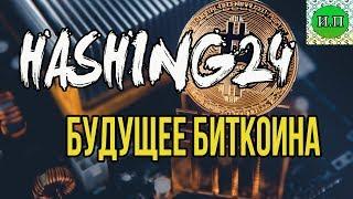Новый способ заработать биткоины в 2019 с сервисом Hashing24