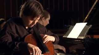 Alexey Stadler, cello, Karina Sposobina, piano - A. Schnittke, Cello Sonata (1978)