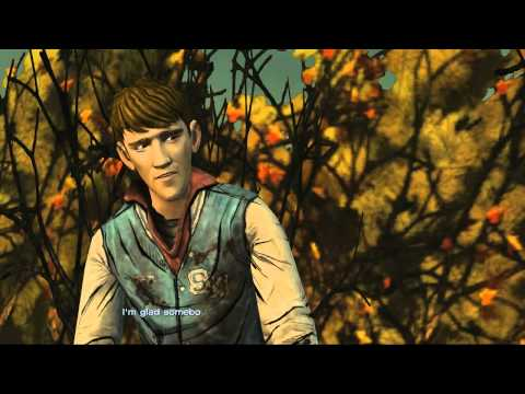 Let's Play The Walking Dead EP3 Finale - The Way Out Is Through