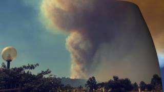 Incendie dans le Var année 2017