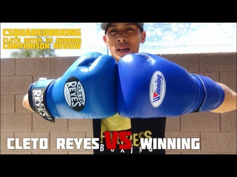 Winning VS Cleto Reyes COMPARISON REVIEW - LEGENDARY GLOVES, BUT WHICH ONE IS BETTER OVERALL?
