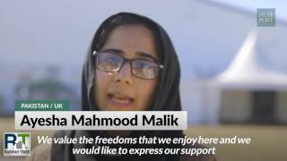 British Ahmadiyya Muslims explain what it means to be British & Muslim