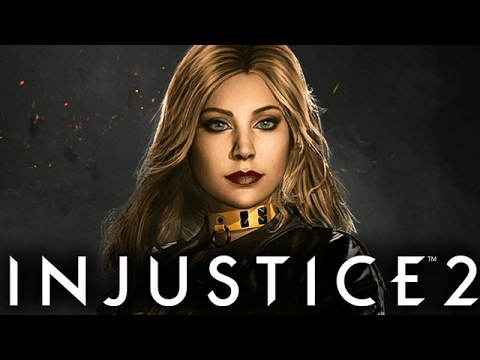 LETS PLAY WITH BLACK CANARY! Injustice 2 Online Beta Gameplay (Injustice 2 Black Canary)