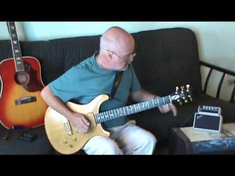 Jeremy Spencer  Part 1  Learning to Play Slide Guitar, original Fleetwood Mac members