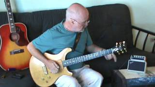 Jeremy Spencer - Part 1 - Learning to Play Slide Guitar, original Fleetwood Mac members