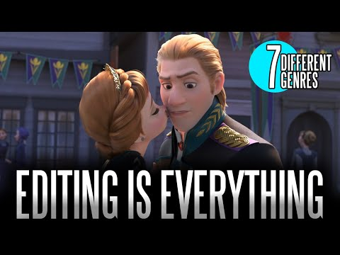 FROZEN 2 BUT IT'S LIKE 50 SHADES OF GREY