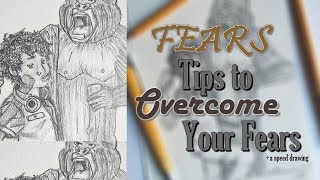Fears| Tips to Overcome Your Fears (read description pls)