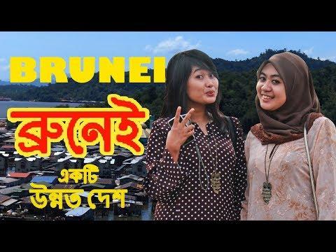 ব্রুনেই একটি উন্নত দেশ | Amazing Fcats about Brunei in Bengali