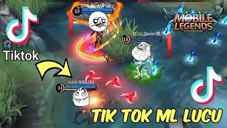 Tik Tok Mobile Legend Lucu Part 3 Tik Tok Ml Terbaru 2021