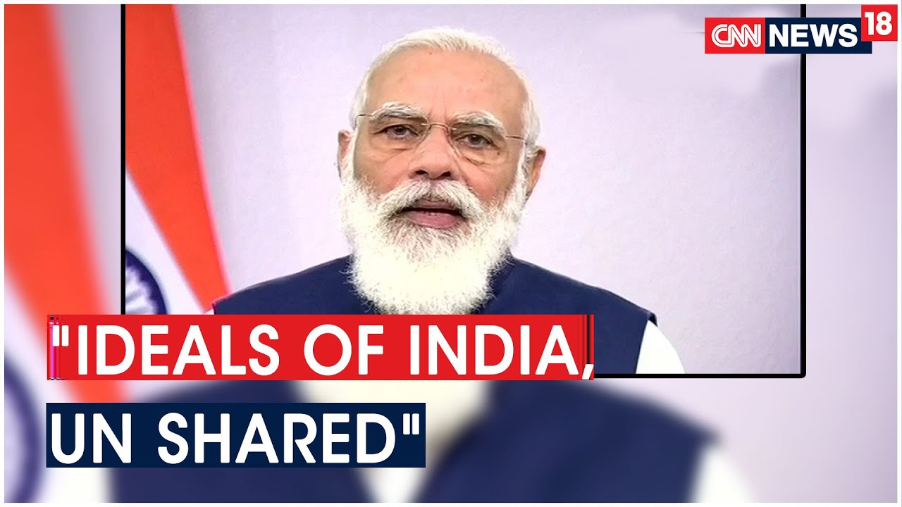 PM Modi: Ideals On Which The UN Was Founded & India's Very Own Philosophy Have Much In Common