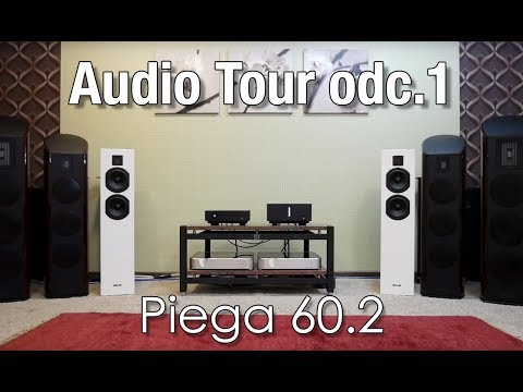 Technikarium prezentuje: Audio Tour odc.1 - Piega 60.2 - Salon Kezard