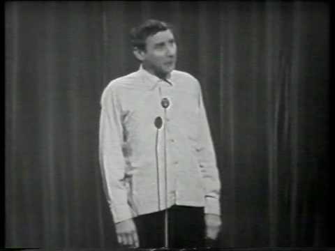 Spike Milligan at the London Palladium