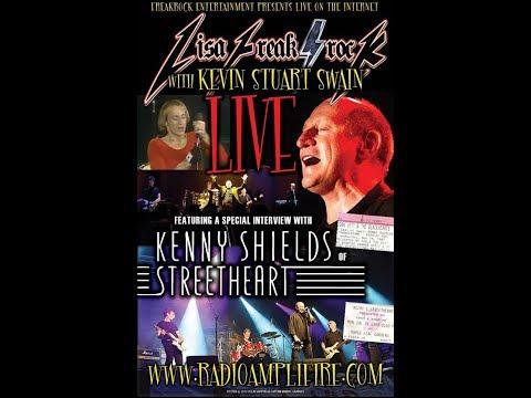 Kenny Shields Interview