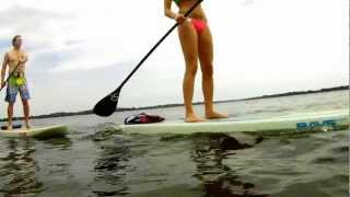Touring Stand Up Paddle SUPs by RAVE Sports
