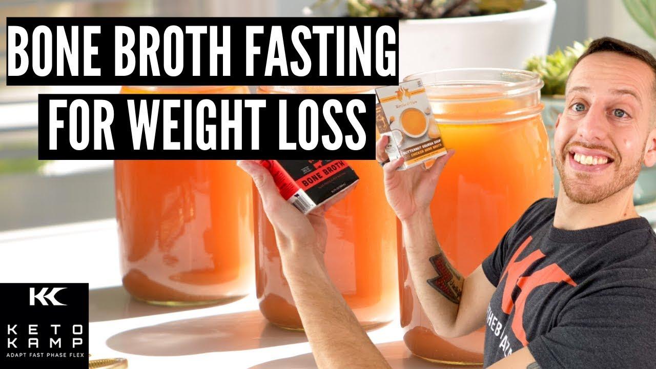 intermittent fasting plus bone broth diet
