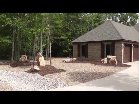 Hot Springs Village Arkansas Carriage Homes Chateau Plan