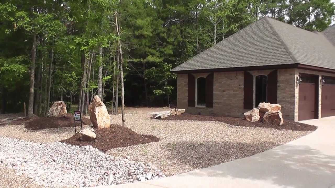 Hot springs village arkansas carriage homes chateau plan for Home builders in arkansas