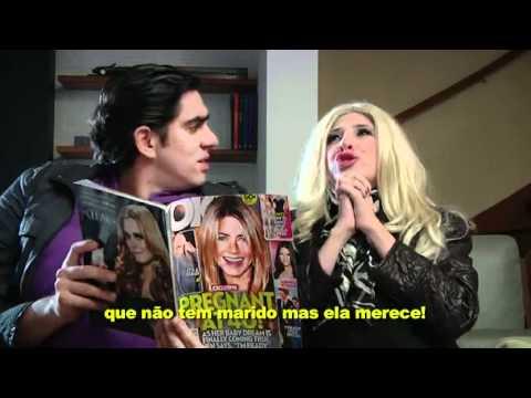 Comedia MTV- I'm American 12/07/2011