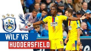 Wilf's Huddersfield Goal | GOAL OF THE MONTH NOMINEE