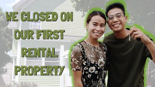 WE BOUGHT OUR FIRST RENTAL PROPERTY! (Real Estate Investing in our 20s!)