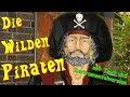 Die Wilden Piraten, Piratenlied zum Mitsingen mit Text, Piratenlieder Kinderlieder von Thomas Koppe