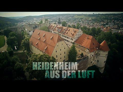 Heidenheim aus der Luft (4K UHD)