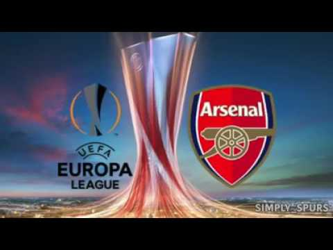 Arsenal's new Europa League Anthem