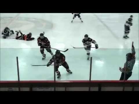 Oak Leafs vs  Omaha November 7, 2015