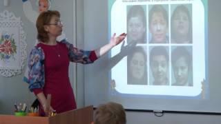 урок изобразительного искусства Унгуряну Ольга Андреевна