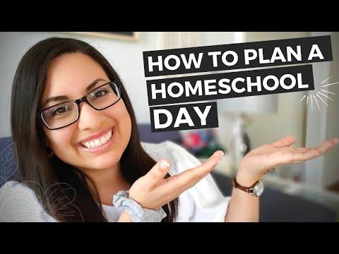 Planning Your Homeschool Schedule