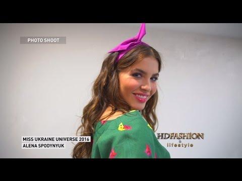 MISS UKRAINE UNIVERSE 2016 ON ARTRAMUS | PHOTO SHOOT | BACKSTAGE | HDFASHION
