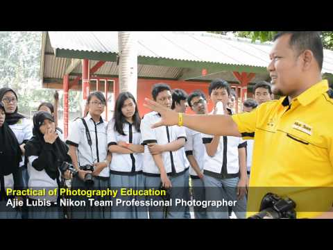 Nikon Team Goes To School - Jakarta Education