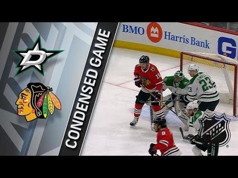 02/08/18 Condensed Game: Stars @ Blackhawks