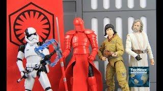"Star Wars: The Black Series 3.75"" The Last Jedi Figures"