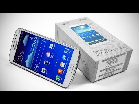 Galaxy Grand 2 - Unboxing & Hands On