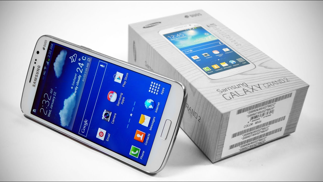 Samsung Galaxy Grand Prime vs iPhone 4S - YouTube