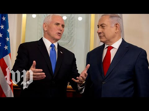 Download Youtube: Pence and Netanyahu deliver joint remarks