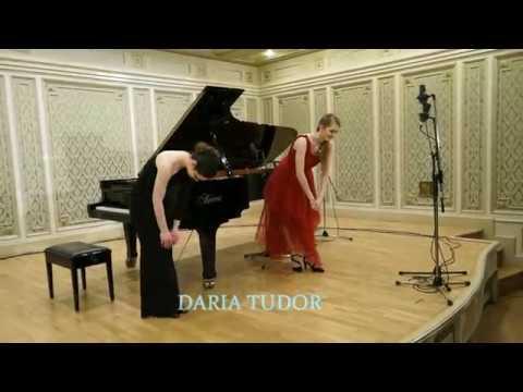 Iida Antola & Daria Tudor: