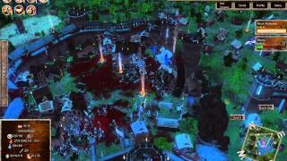 Dawn of Fantasy: Humans vs. Elves, The Absolute Slaughter