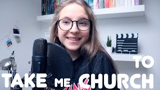 TAKE ME TO CHURCH - HOZIER (Agata Gładysz COVER)