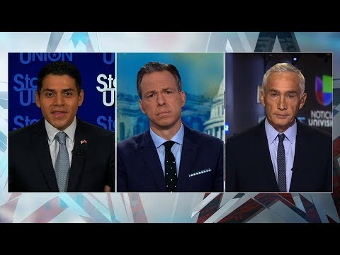 Jorge Ramos debates Joe Arpaio pardon with Arizona state senator