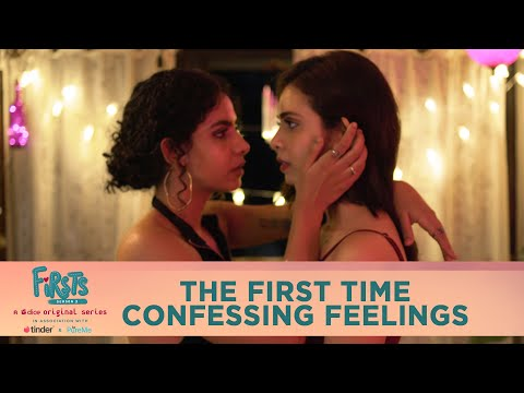 Dice Media | Firsts Season 3 | Web Series | Part 2 | The First Time Confessing Feelings