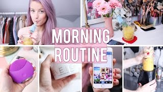 My Morning Routine | Inthefrow