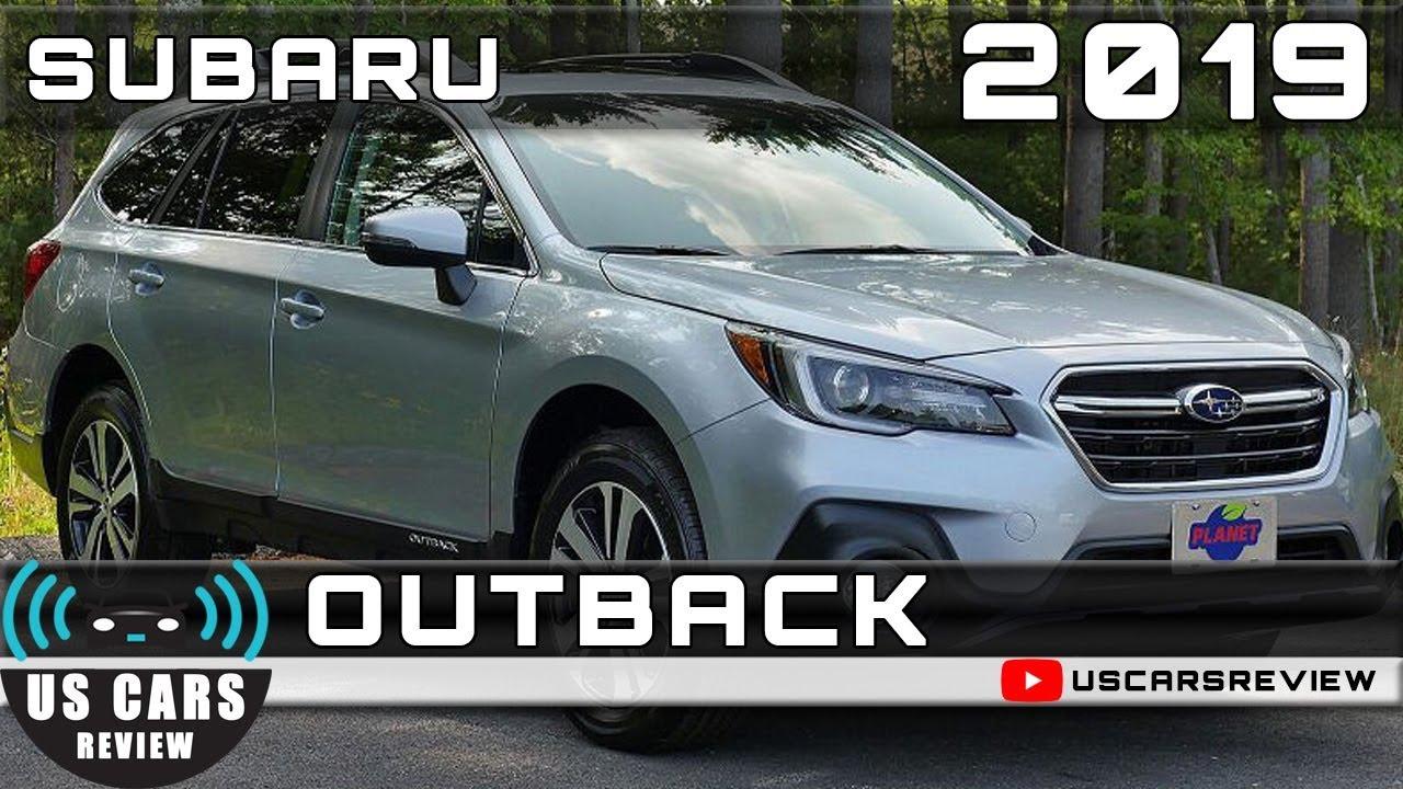 Subaru Outback Redesign 2019 >> 2019 SUBARU OUTBACK Review - YouTube