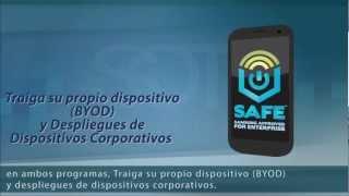 MobiControl Certificado bajo Samsung SAFE