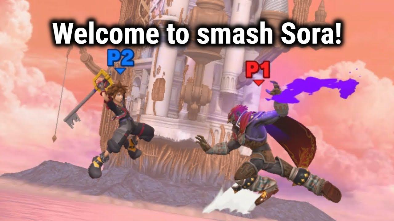 Welcome to smash Sora!