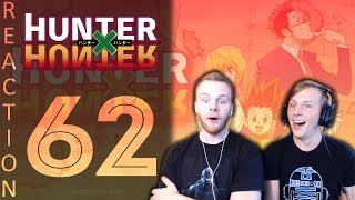 SOS Bros React - HunterxHunter Episode 62 - A New Trainer Appears!!!