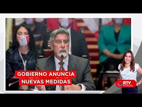 Coronavirus en el Perú: Gobierno dará nuevas medidas restrictivas ante segunda ola - RTV Noticias